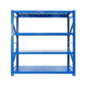 5 layer angle steel light middle duty metal warehouse storage rack and shelf