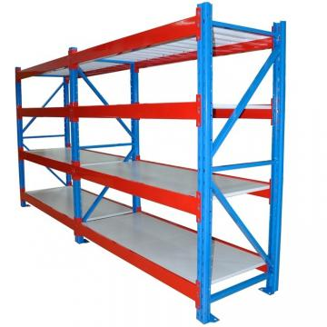 Metal warehouse rack roller track rack storage racking system flow shelving