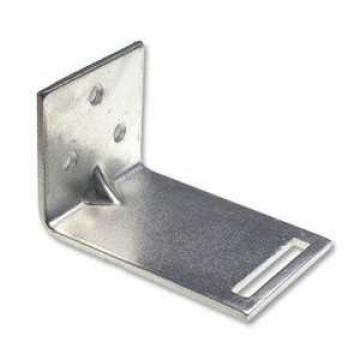Zinc Plating [ Slotted Metal ] Metal Support Brackets Custom Different Types Of Slotted Channel Metal Support Brackets