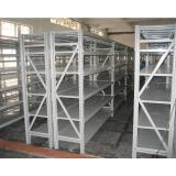 Sales Promotion Light Duty Shelf / Cold Room Warehouse Shelving Steel Rack