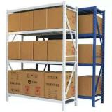 Heavy duty warehouse metal storage rack system for drive in Pallet Rack