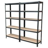 clothing store foldable metal storage shelves metal shelf