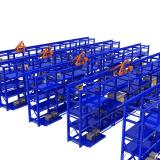 Warehouse modular desk trolley racks racking shelving systems for sale