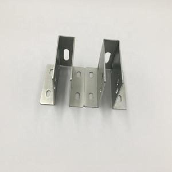 Aluminum Perforated sheet metal slotted hole punch #1 image