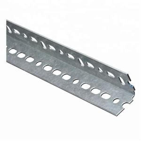 galvanized angle steel/ punching angle steel bar/hot dipped galvanized slotted angle #2 image