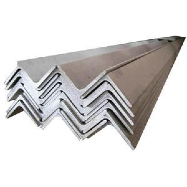 perforated 90 degree steel angle bar #1 image