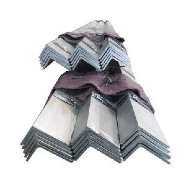 1X1 angle iron price metal mild equal hot rolled galvanized perforated steel angle bar #2 image
