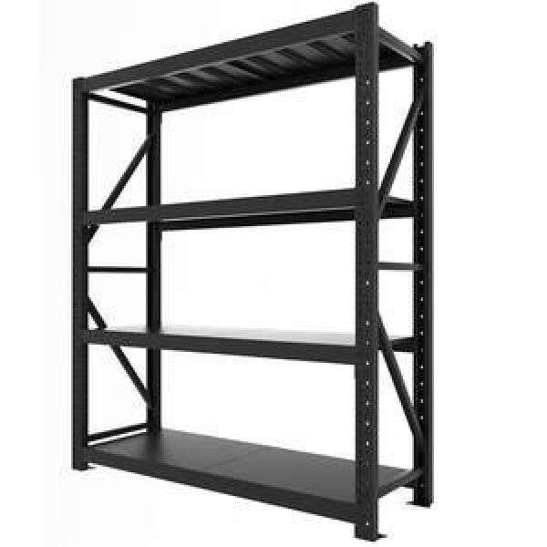 China Factory Good Capacity Steel Warehouse Shelves for Pallets #1 image