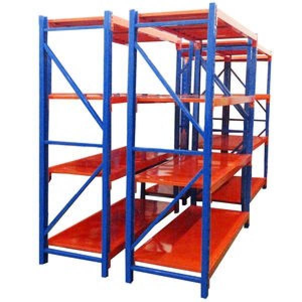 Steel Shelves in warehouse storage for heavy duty loading products - Export Standards, Production Price #3 image