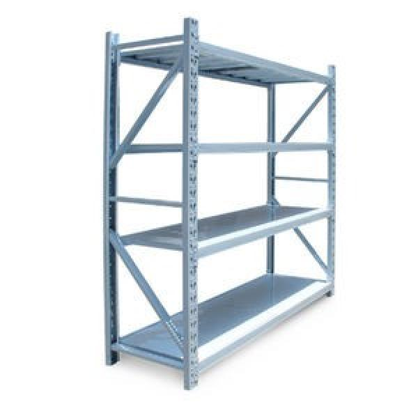 Industrial adjustable steel warehouse storage rack #2 image