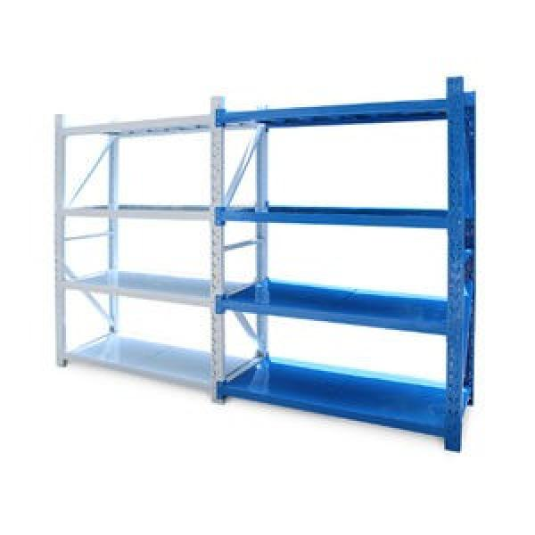 Adjustable tyre steel shelves tires price metal storage rack systems shelving wheel band for warehouse #1 image