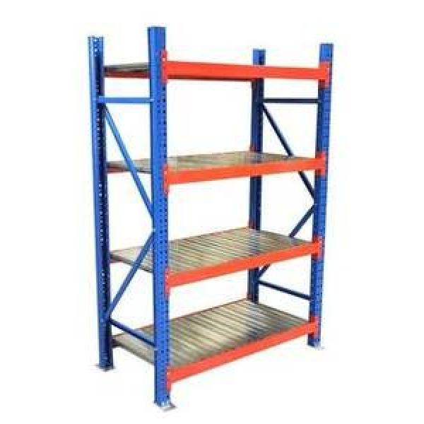 warehouse storage pallet shelves drive in pallet racking system #3 image