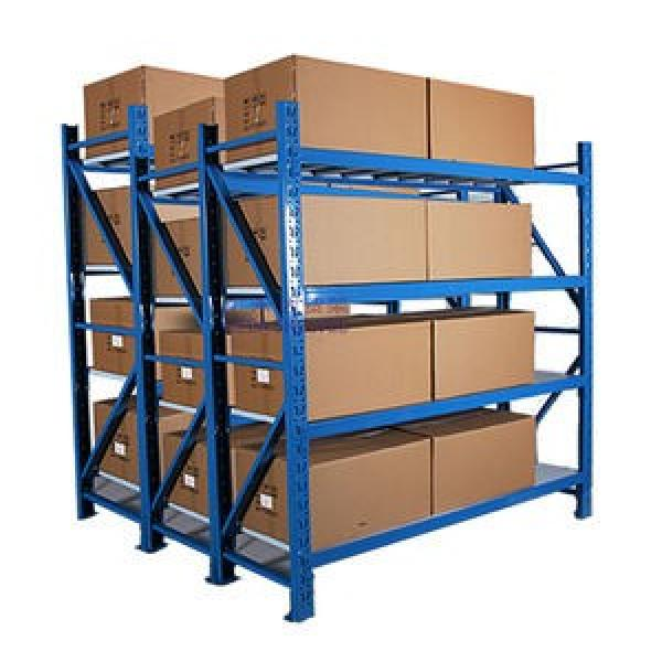 Heavy Duty 4500kg Boltless Commercial Industrial Warehouse Storage Shelving #1 image