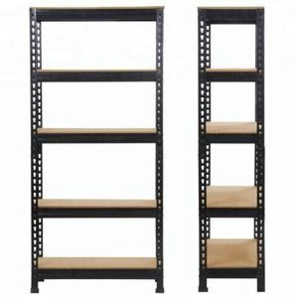 Medium duty metal shelving warehouse long span shelves #3 image