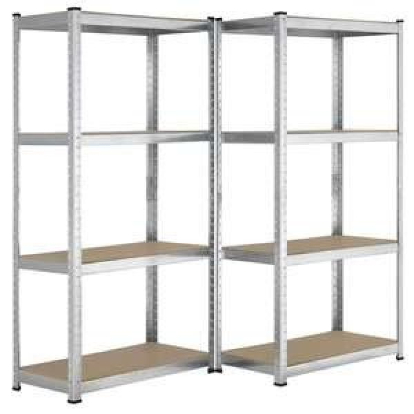 Medium duty metal shelving warehouse long span shelves #2 image