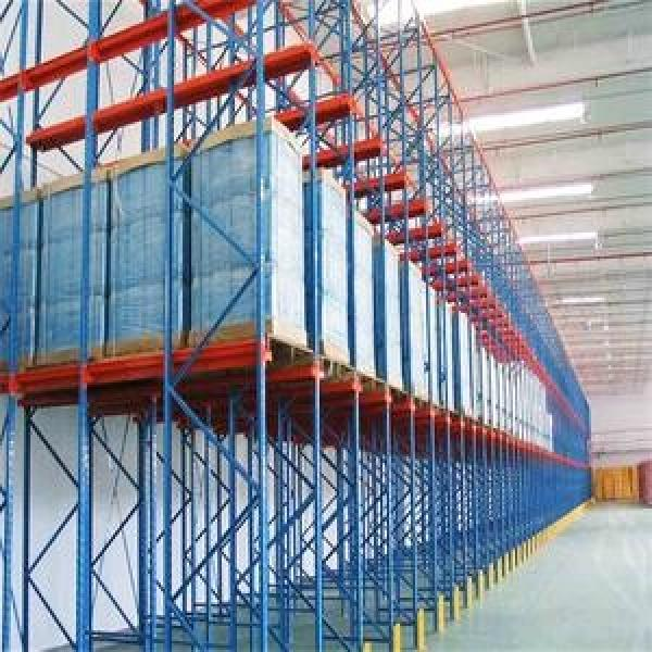 Customization Heavy Duty Industrial Storage Racking Recommended Warehouse Metal Pallet Racking Systems Manufacturer in Malaysia #1 image
