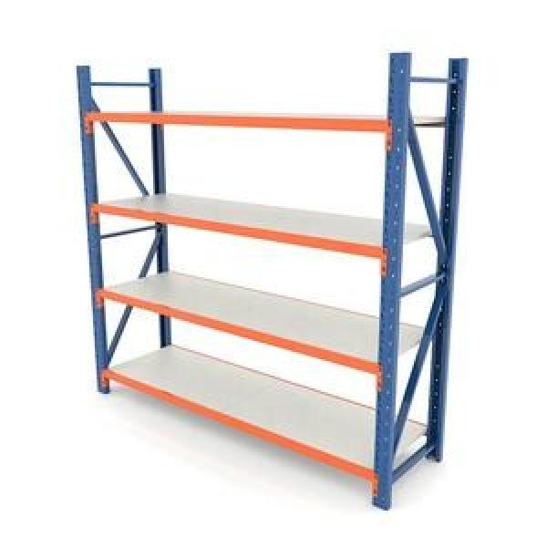 Guangzhou Professional Supplier Convenient Type Storage Stacking Steel Rack for Warehouse #1 image