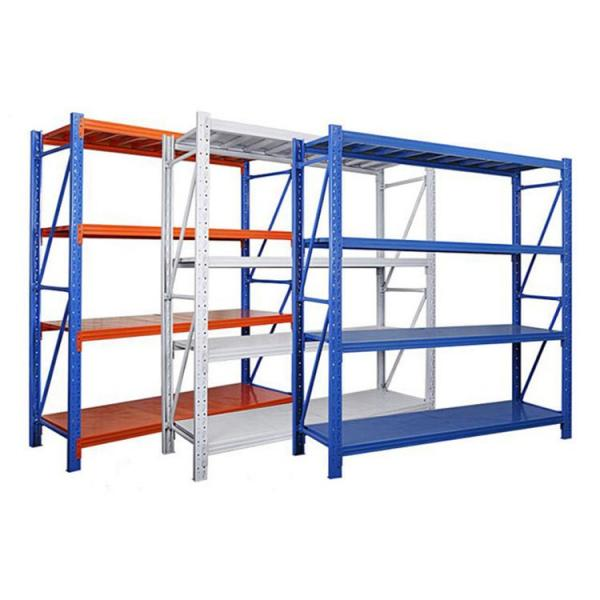 load 50-100kg light duty shelf light duty steel shelving #2 image