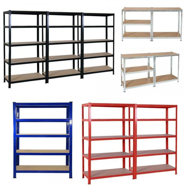Light Duty Boltless Rivet Shelving for Garage / Home / Warehouse #3 image