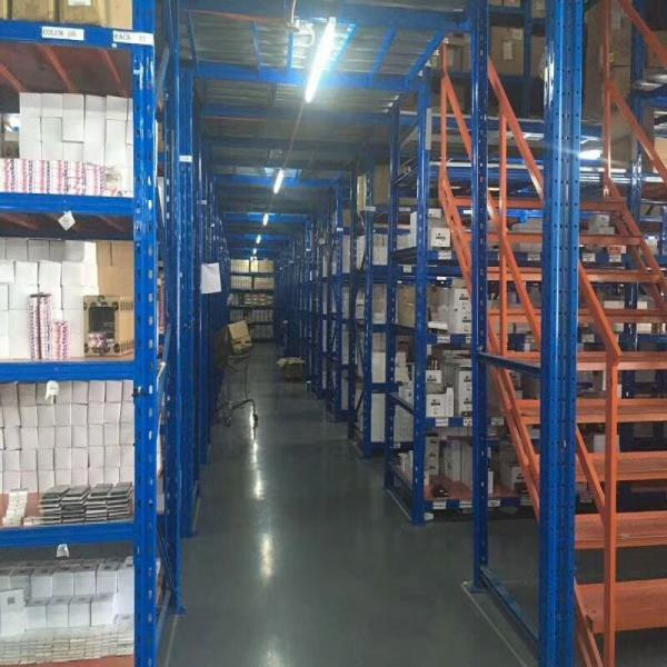 load 50-100kg light duty shelf light duty steel shelving #3 image