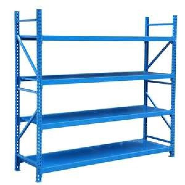 Alloy steel corrosion preventive White bottom wire shelving industrial shelving #1 image