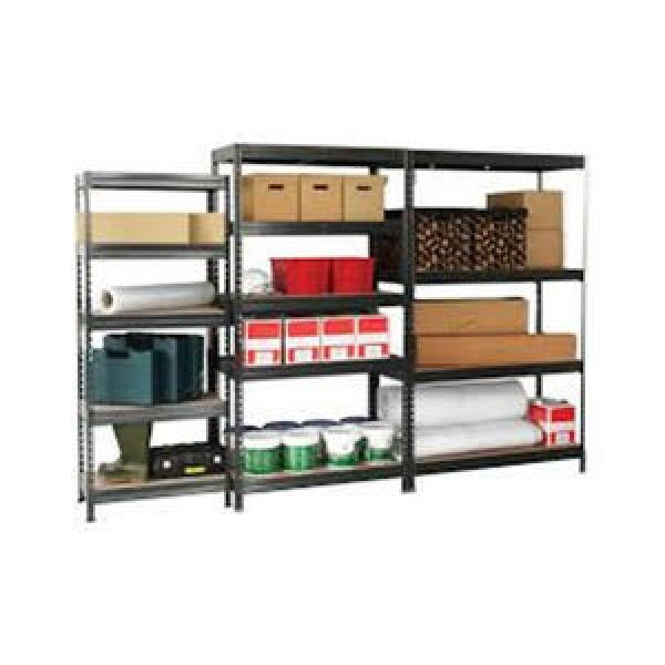 Industrial adjustable steel warehouse storage rack #3 image