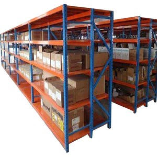 Guangdong Customized Selective Q235B Steel Heavy Duty Pallet Warehouse Rack for Storage #3 image