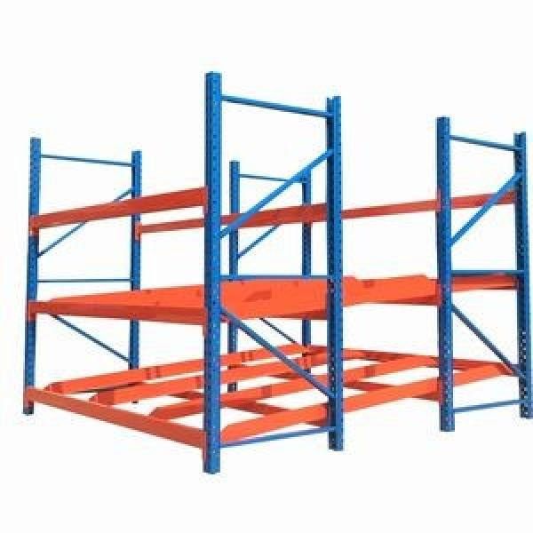 Commercial metal shelving,plate rack for storage small goods storage longspan racking #2 image