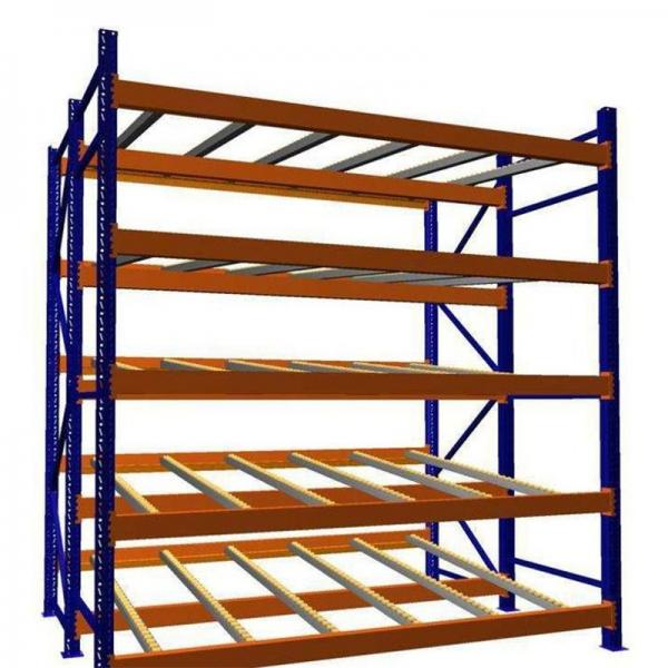 5 Tier Metal Heavy Duty Industry Racking Warehouse Shelves Storage shelving #2 image