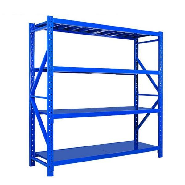 5 Tier Metal Heavy Duty Industry Racking Warehouse Shelves Storage shelving #1 image