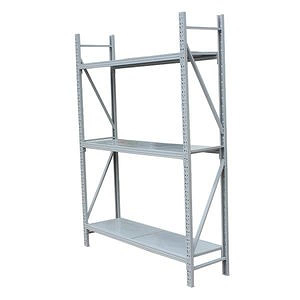 Heavy Duty Warehouse Shelving ISO9001:2008 Certification Passed Painting Storage Rack #2 image