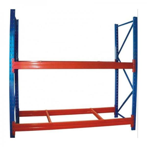 5 Tier Garage Shelving Racking Unit Storage Racks Heavy Duty Steel Shelf Bays #3 image