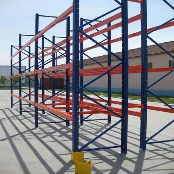 china factory heavy duty metal stack racking #3 image