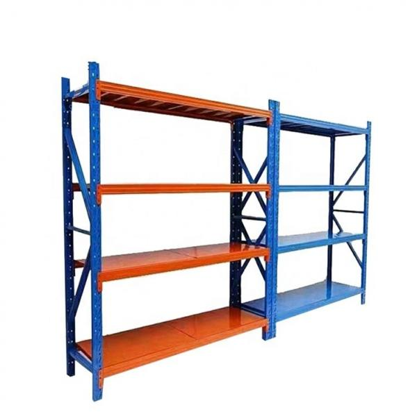 Stainless steel commodity shelf storage grocery rack #3 image