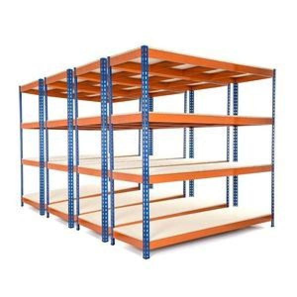 Medium duty metal shelving warehouse long span shelves #1 image