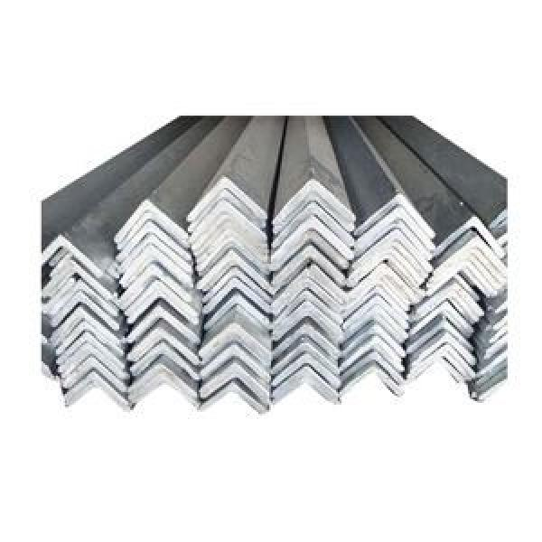 3m Low Price Punched Perforated Painted Galvanized Angle Iron stainless steel Galvanised slotted angle With holes #1 image
