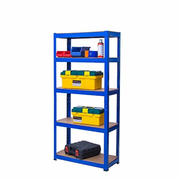 5 shelf mobile wire sheving unit #1 image