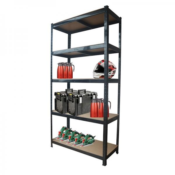 Kitchen Chrome Coated Metal Rack Wire Shelving Unit #1 image