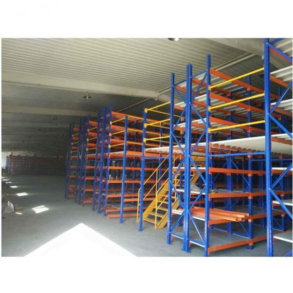 Commercial Furniture General Used Rack/Metal Material heavy duty storage racking/Warehouse stocking shelf #1 image