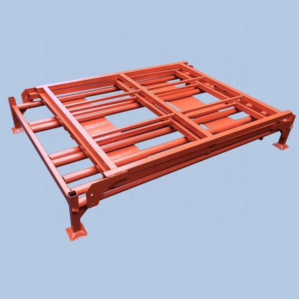 Heavy Warehouse Rack Metal Pallet Rack Commercial Warehouse Shelving #3 image