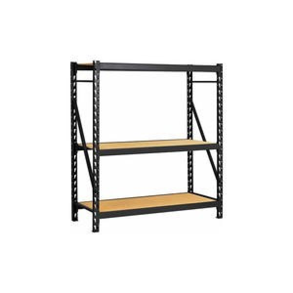 Commercial metal shelving,plate rack for storage small goods storage longspan racking #3 image