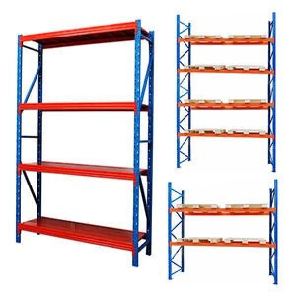 Heavy duty warehouse metal storage rack system for drive in Pallet Rack #2 image