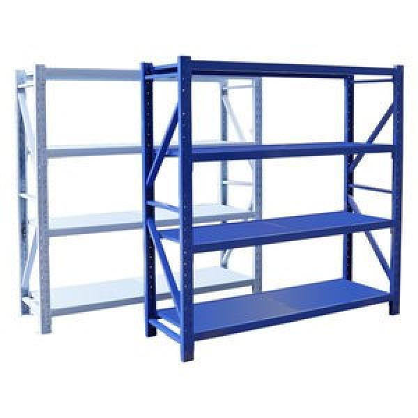 Heavy Duty Steel Selective Pallet Rack System for Warehouse Storage #1 image