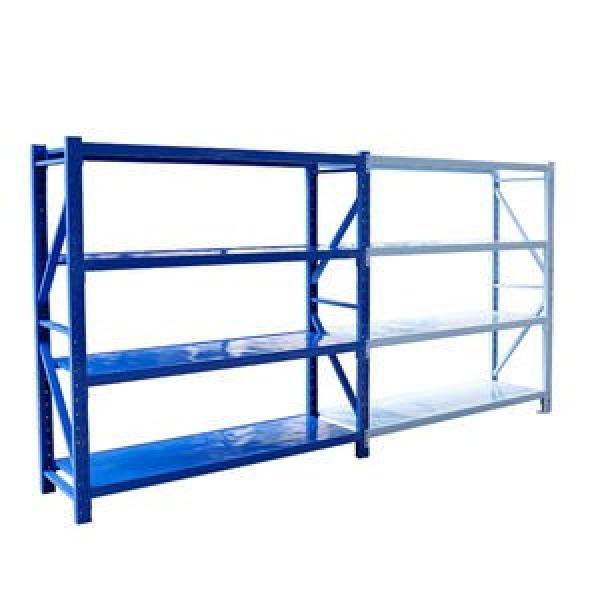 Heavy duty warehouse metal storage rack system for drive in Pallet Rack #3 image