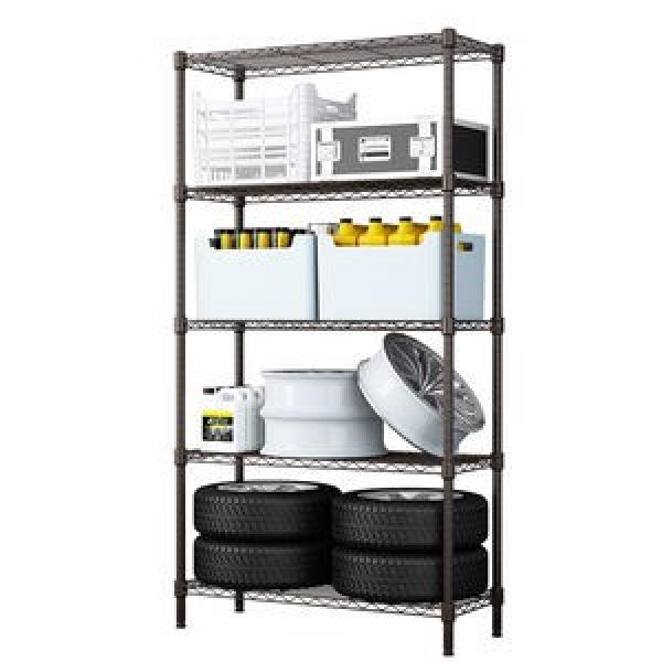 Retail Counter Display Rack, 3 Tier, Wire Nail Polish Display Stand #3 image