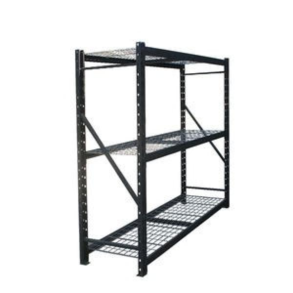 High quality Outdoor heavy storage long tube  wire storage warehouse Metal cantilever rack and shelving #3 image