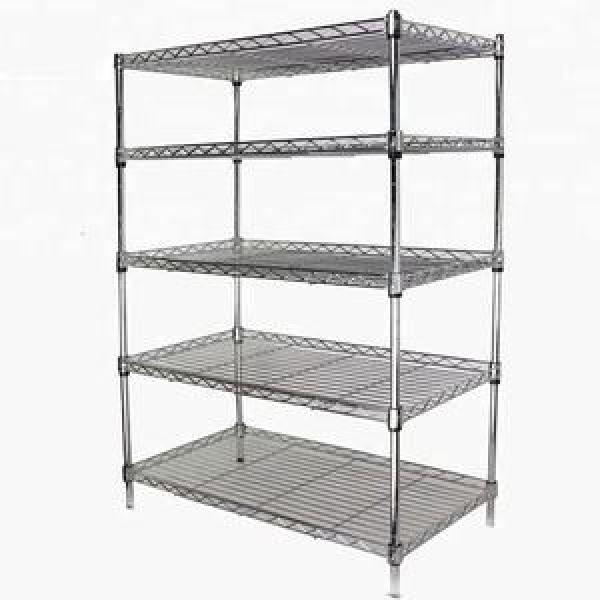 Commercial wire shelving and racking clothes storage chrome metro #2 image