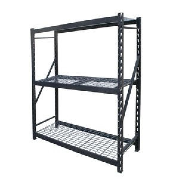 High quality Outdoor heavy storage long tube  wire storage warehouse Metal cantilever rack and shelving #1 image