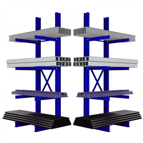 china factory heavy duty metal stack racking #2 image