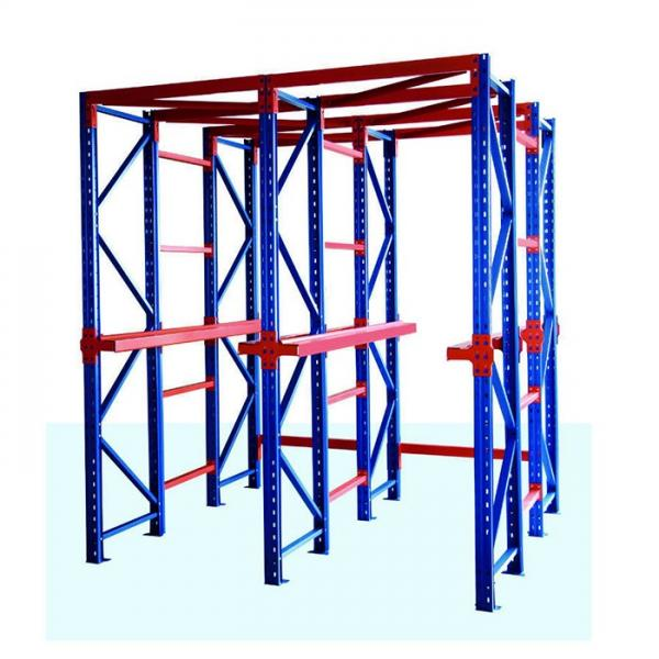Warehouse Heavy Duty Cantilever Racking System #1 image